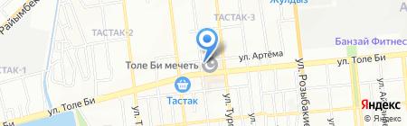Profi Dent на карте Алматы