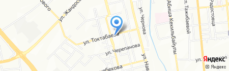 Фристайл на карте Алматы
