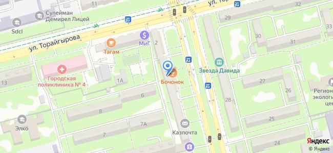 мкр-н. Орбита-3, дом 3 (ул. Мустафина, уг.ул. Торайгырова)