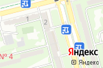 Схема проезда до компании БОЧОНОК в Алматы