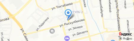 AABGroup на карте Алматы