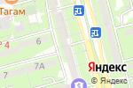 Схема проезда до компании Фарма-Сервис, ТОО в Алматы