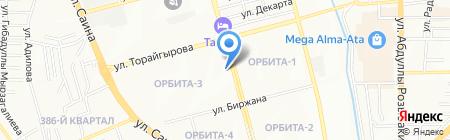 ALOO TELECOM на карте Алматы