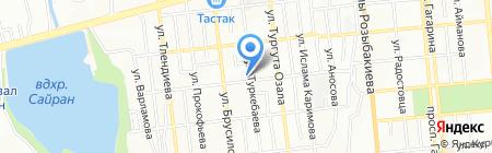 Институт прикладных и духовных технологий им. Джона Фейворса на карте Алматы