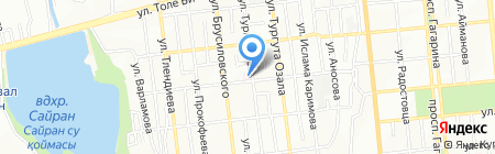 KiT multimedia на карте Алматы