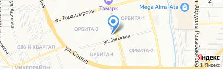 MUKAJAN на карте Алматы