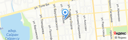Inter Bes Company на карте Алматы