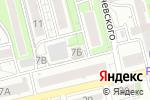 Схема проезда до компании Наурыз в Алматы
