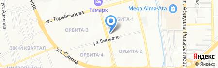 Александр и К на карте Алматы