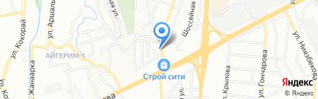 Участковый пункт полиции №7 Алатауского района на карте Алматы