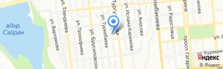 ArtSauna на карте Алматы