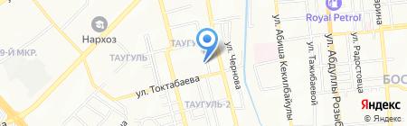 XPERIA.KZ на карте Алматы