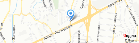 ZENIT на карте Алматы