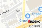 Схема проезда до компании Pejvak в Алматы