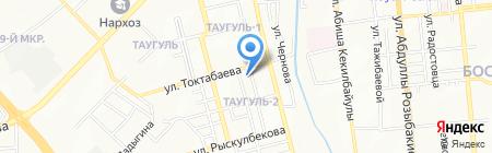 Lion Snab Company на карте Алматы