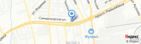 Fairplay на карте Алматы