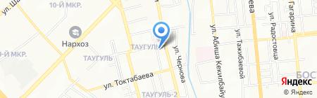 Независимая Ассоциация Предпринимателей Республики Казахстан на карте Алматы