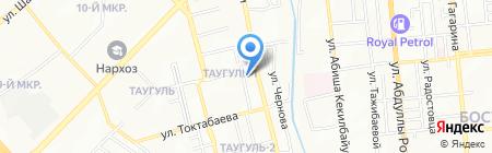 БУХУЧЕТ-НАП на карте Алматы