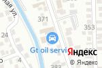 Схема проезда до компании Нурполис в Алматы