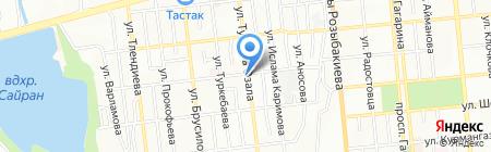 Диолд Сервис на карте Алматы