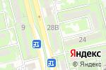 Схема проезда до компании Чароит ломбард, ТОО в Алматы