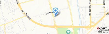 Cleopatra компьютерный клуб на карте Алматы
