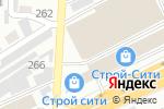 Схема проезда до компании Магазин напольных покрытий и натяжных потолков в Алматы