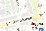 Схема проезда до компании Discovery в Алматы