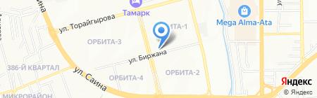Ars Oratoria на карте Алматы