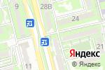 Схема проезда до компании I-Credit.kz, ТОО в Алматы