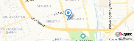 The Best на карте Алматы