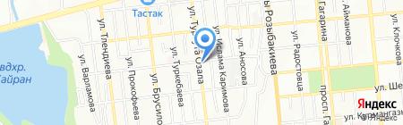 PS-AUTO на карте Алматы