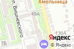 Схема проезда до компании Education NonStop в Алматы