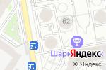 Схема проезда до компании Chic & Charme в Алматы