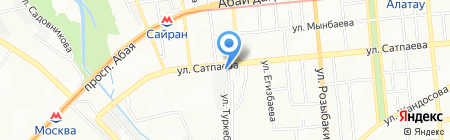LK Company ТОО на карте Алматы