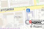 Схема проезда до компании Мазо В.М. в Алматы