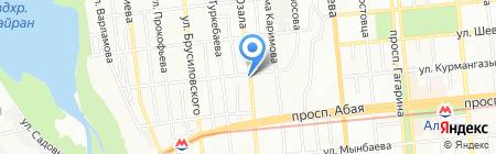 Компрессор на карте Алматы