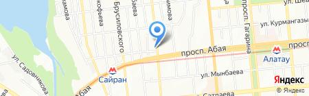 Авто Мастер на карте Алматы