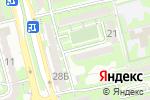 Схема проезда до компании BMG-Group, ТОО в Алматы