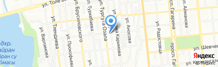 Blum на карте Алматы
