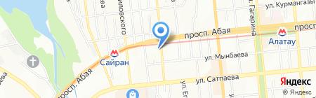 Art Surprise на карте Алматы