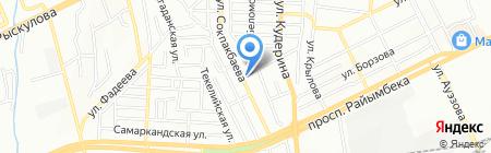 Big Service на карте Алматы