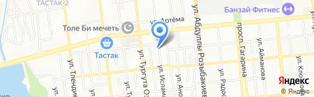 Supercom System на карте Алматы