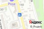 Схема проезда до компании Control Systems, ТОО в Алматы