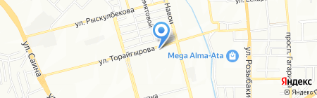 IBC-IT-Казахстан на карте Алматы