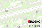 Схема проезда до компании Be Beauty в Алматы
