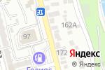 Схема проезда до компании SWD-Сервис в Алматы