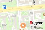 Схема проезда до компании Карлыгаш в Алматы