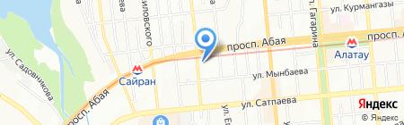 Pelle Capelli на карте Алматы