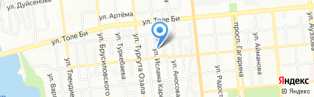 Premier Media Group на карте Алматы